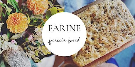 Focaccia Bread Virtual Workshop tickets