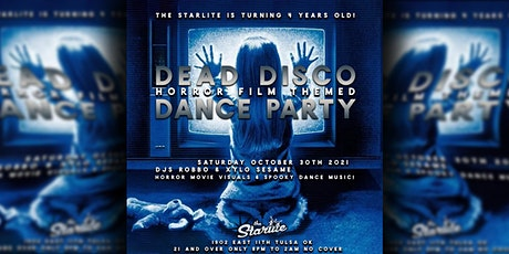 Horror Film Themed Dance Party tickets