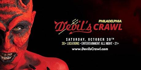The Devi's Crawl - Philadelphia tickets