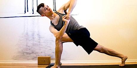 Trevor's Zoom Yoga Class - Wednesday November 3rd  9:30am PST tickets