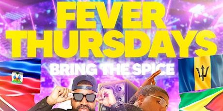 FEVERTHURSDAYS: THE CARIBBEAN EXPERIENCE tickets