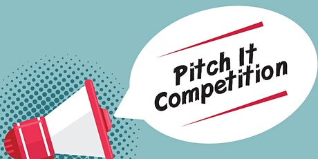 Pitch It Competition tickets