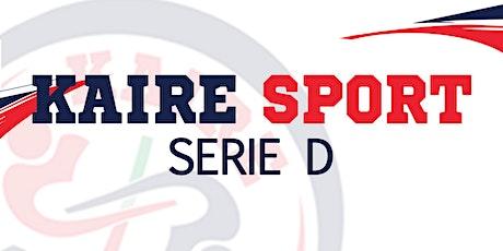 Serie D Femminile - Kaire Sport ASD vs ASD Solbiat biglietti