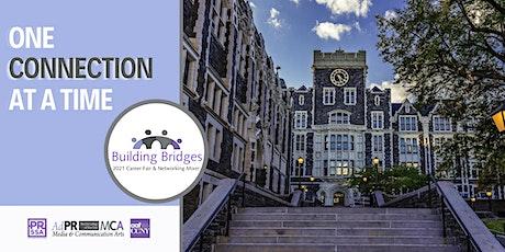 2021 Building Bridges Career Fair & Networking Mixer tickets