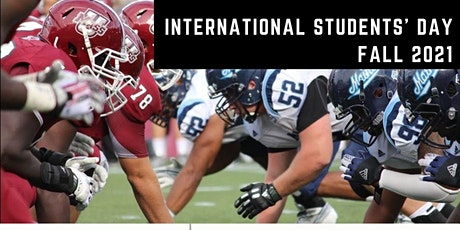 UMASS AMHERST International Students' Day with UMass Football vs. Maine tickets