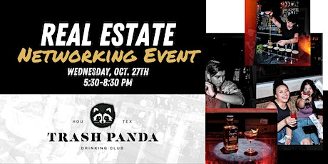 Real Estate Networking Social tickets