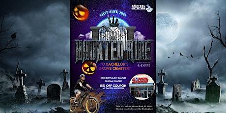 Haunted Halloween Bike Ride tickets