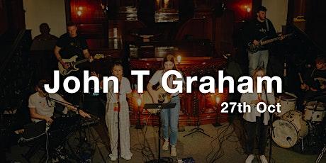 Home Fellowship Night 3 - John T Graham tickets