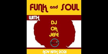 Soul Night with Dj OK Jefe tickets