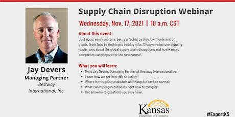 Supply Chain Disruption tickets