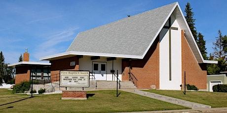 October 24 Church Service tickets