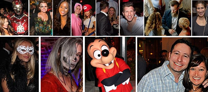 NYC Singles Halloween Party! Costumes, DJ, Prizes, Cocktails, Fun! image