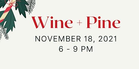 Wine + Pine tickets