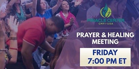 Prayer, Healing & Revival! tickets
