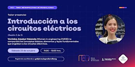 Introducción a los circuitos eléctricos (Sesión 2 de 2) boletos
