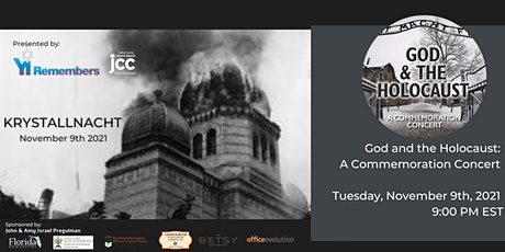 God and the Holocaust - A Commemoration Concert tickets
