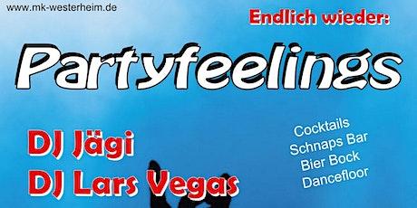 Partyfeelings Tickets