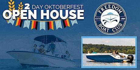 2-Day Oktoberfest Open House! tickets