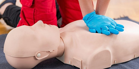 ARC FA/CPR/AED Class (Blended Format) - L.E. Smoot Library - King George tickets