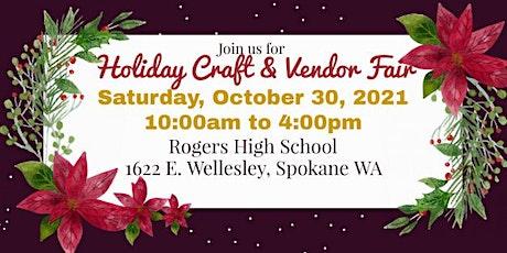 Rogers High School Holiday Craft & Vendor Fair tickets