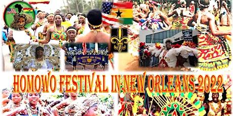"""Homowo """"Ghana Ga Klan"""" Festival in New Orleans tickets"""