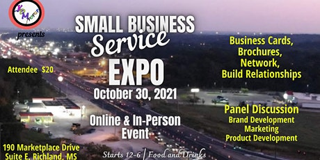Small business Service Expo tickets