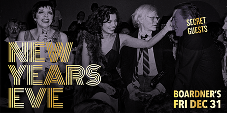 Club Decades - New Years Eve tickets