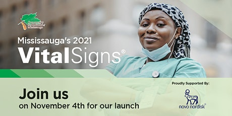 Mississauga 2021 Vital Signs Report Launch tickets