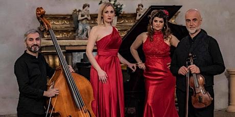 Mirada de Tango Quartet in concerto alla Pinacoteca San Lorenzo biglietti