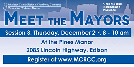Meet the Mayors Part 3 tickets