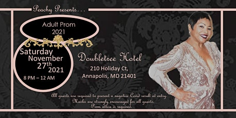 Peachy's Adult Prom 2021 tickets