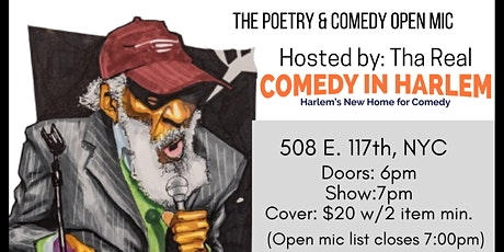 Truth-N-Jokes the Poetry & Comedy Open Mic tickets