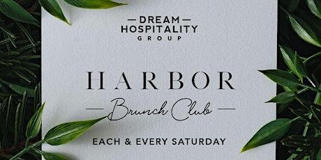 HARBOR BRUNCH CLUB tickets