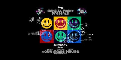 Cut Copy (DJ Set)