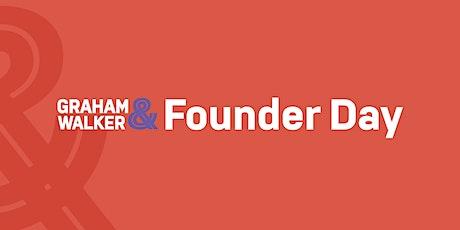 Graham & Walker November Founder Day - GTM & Customer Growth Strategies tickets