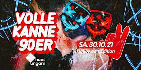 Volle Kanne 90er - Halloween Edition Tickets