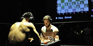 Intellectual Fight Club IV - CHESSBOXING