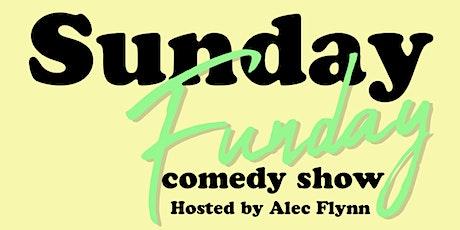Sunday Funday Comedy Show Presents: David Rodriguez tickets