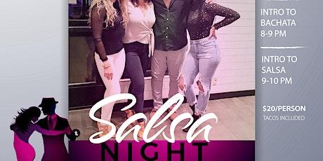 Salsa Night @Earl's tickets