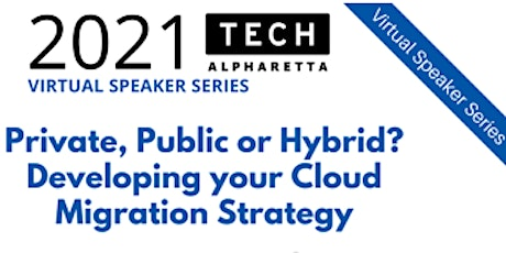 Private, Public or Hybrid? Developing your Cloud Migration Strategy tickets