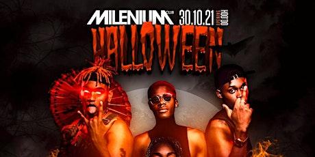 Halloween Milenium entradas