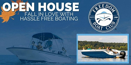 FALL in love with hassle free boating in Lewes! tickets