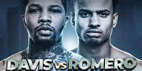 Davis v. Romero Fight Watch Party @ Josephine Lounge - Atlanta tickets