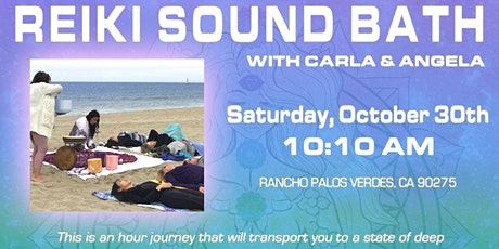Reiki Sound Bath Ceremony tickets