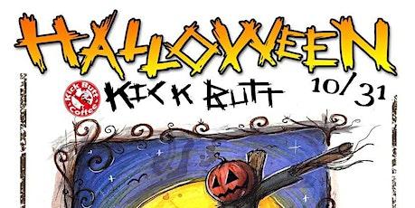 Kick Butt Cafe Halloween Celebration tickets