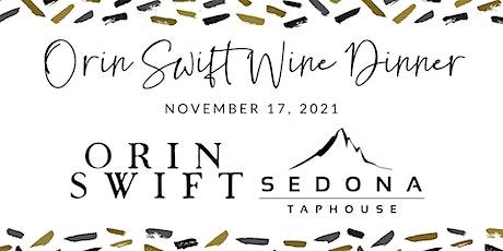 Orin Swift Wine Dinner - Chantilly, VA tickets