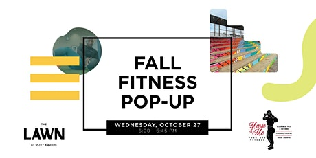 Fall Fitness Pop-Ups with Marie & Me tickets