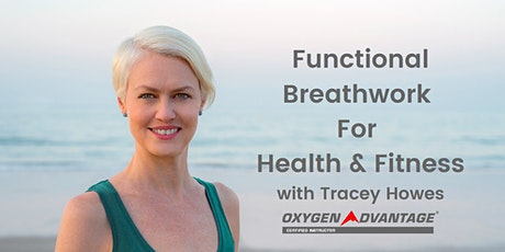 Functional Breathwork For Health & Fitness tickets