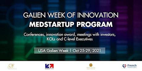 Galien Medstartup Partnering  Program  - NYC, USA 2021 tickets