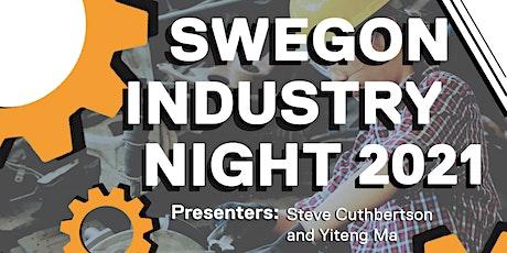 Swegon Industry Night tickets